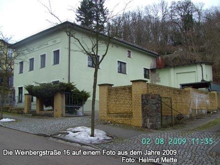 Weinbergstraße