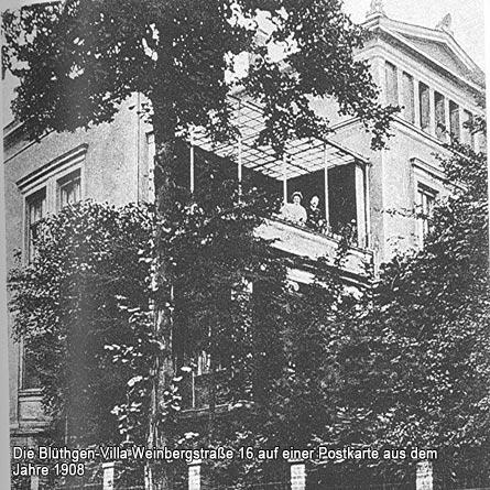 Blüthgen-Villa